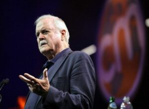 John Cleese at Content Marketing World