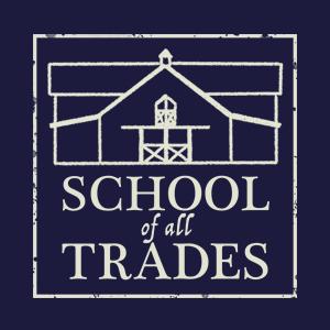 anne briggs school of all trades logo