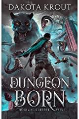LitRPG book cover