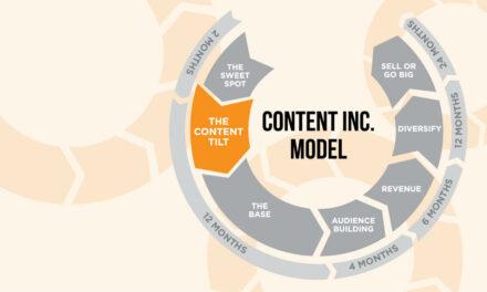 What is a Content Tilt?