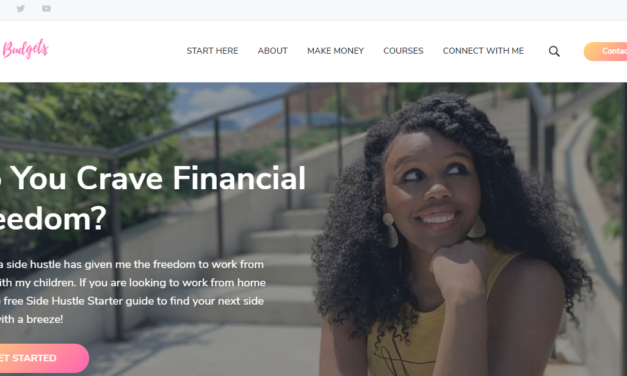 Side Hustle Turns into Content Business for Blogger Latasha Peterson