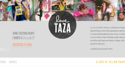 Love Taza Blogger Takes Audience on Ride of Her Life