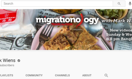 YouTube Content Creator Mark Wiens Expands into Digital food and travel Brand