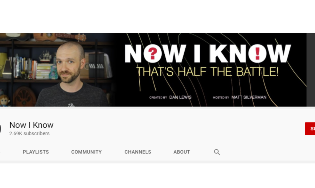 'Now I Know' Newsletter Creator Sends Daily Emails for 11 Years