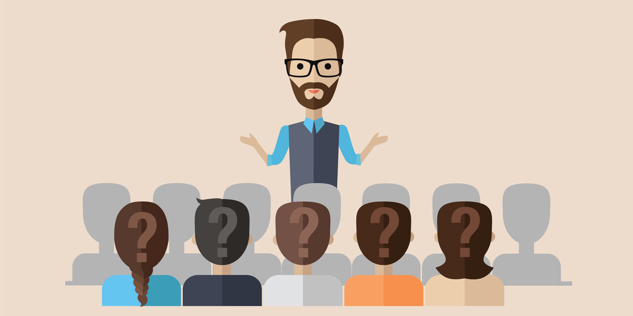 Think of Your Audience as People First, Business Assets Second