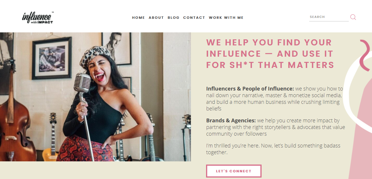 Instagram Content Creator Helps Other Influencers Monetize Their Brands