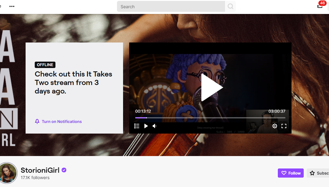 How a Classical Violinist Built a Content Business on Twitch