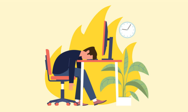 Obsessive Passionate Entrepreneurs Feel More Burn Out