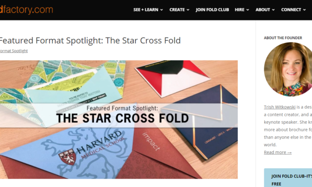 Fold Factory's Trish Witkowski Shares Her 12-Year Content Entrepreneur Journey
