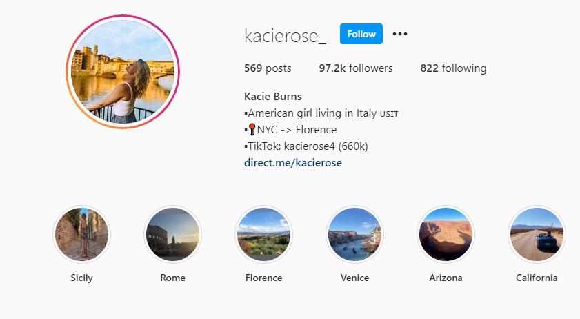 TikTok Creator Kacie Burns Creates Content Business After Viral Video