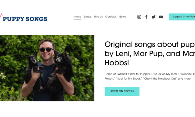 Puppy Songs Content Creator Sees Huge Numbers on TikTok, Prefers Instagram for Community