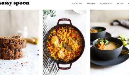 Blogger Jamie Silva Quit Corporate Job to Run Foodie Website
