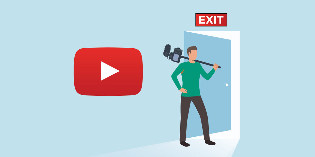YouTube Content Creator Makes Over $1M and Departs Regular Programming