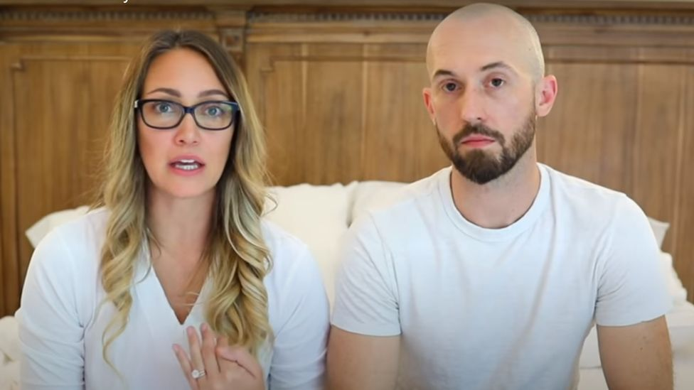 Myka and James Stauffer authentic content vs transparent content example