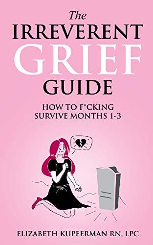 TikTok content creator Elizabeth Kupferman's book cover.