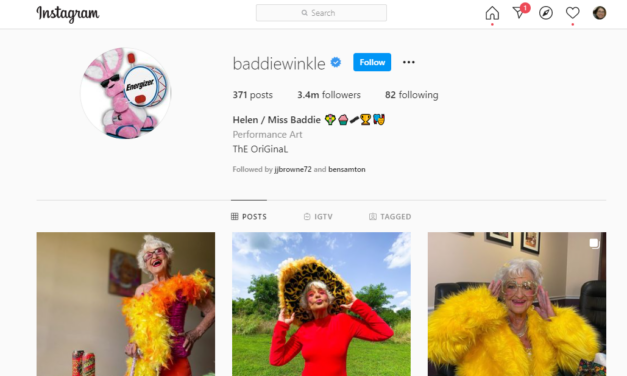 93-Year-Old Baddie Winkle Transforms Her Instagram into a Content Business