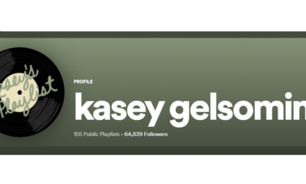 TikTok's Kasey's Playlist Makes Music into a Content Business