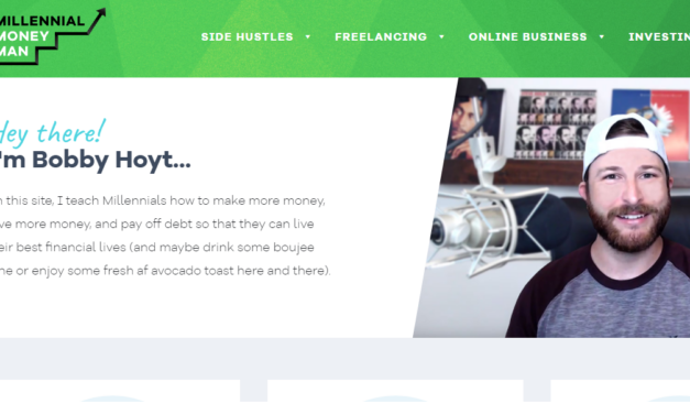 Millennial Blog Creator Pays Off Debt, Turns Lesson into 2 Thriving Businesses
