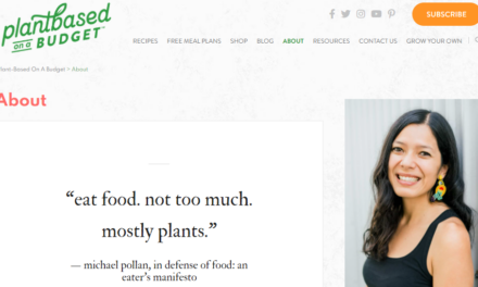 Food Blogger and Her Team of 6 Create Affordable Plant-Based Recipes