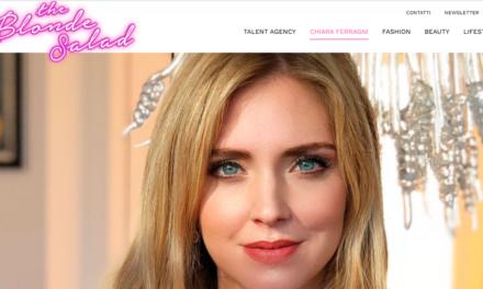 Creator Chiara Ferragni Prioritized The Blonde Salad Blog Over Other Platforms
